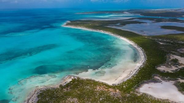 Penjualan pulau ini dipercayakan kepada Concierge Auctions, sebuah perusahaan real estate AS yang melelang properti kepada klien sekelas Cher dan Michael Jordan.(Concierge Auctions)
