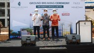 Kingland Avenue Resmikan Groundbreaking University Space & Retail