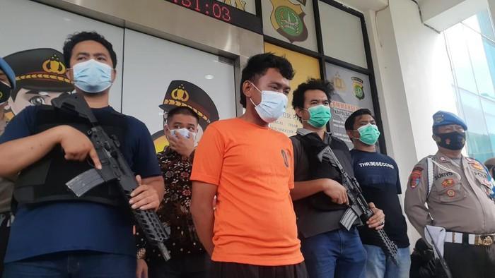 Pelaku pembunuhan pasutri di Tangsel