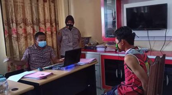 Perkosa Gadis 16 Tahun Usai Cekoki Miras, Pemuda di Bengkulu Ditangkap (Foto: dok Istimewa)