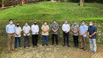 Sekjen Gerindra Ungkap Isi Pertemuan Prabowo-Airlangga di Hambalang
