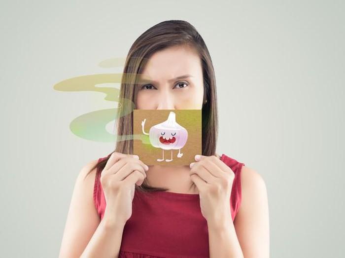 tips hilangkan nafas bau bawang putih