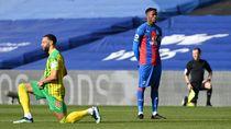 Wilfried Zaha Tak Mau Lagi Berlutut Jelang Kick-off Liga Inggris
