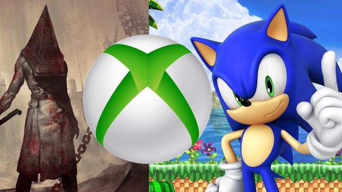 Beredar Rumor Microssoft akan Akuisisi Konami dan Sega