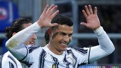 Sudah 100 Gol di Juventus, Ronaldo Belum Puas