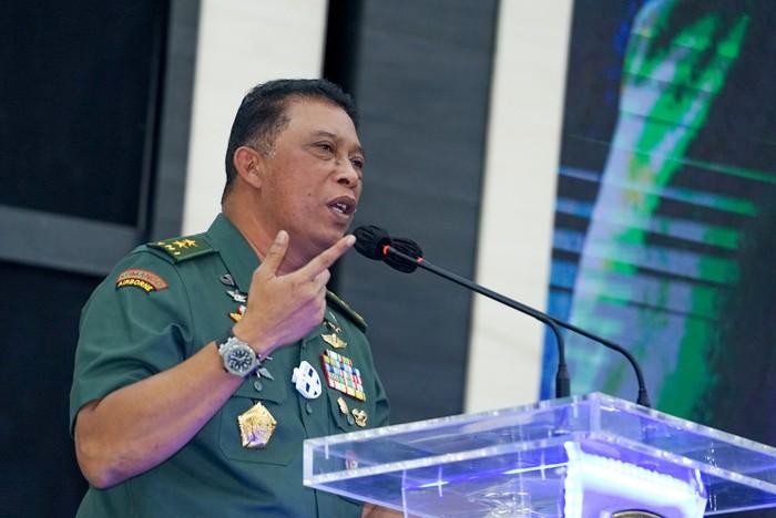 Dirjen Potensi Pertahanan Kementerian Pertahanan RI, Mayjen TNI Dadang Hendrayudha