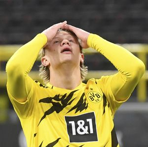 Maaf, Erling Haaland Tetap di Dortmund Musim Depan