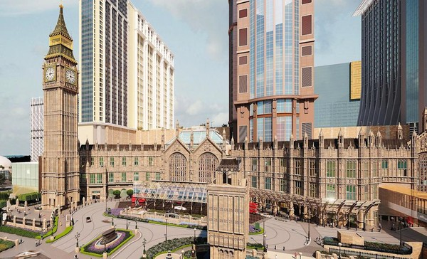 Makau telah membuka resor mewah bergaya Inggris bernama Londober Macao. Resor mewah ini berada di Cotai Strip. (Londoner Macao)