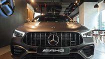 Mobil Sport Mercedes - AMG CLA 45 S Mengaspal di Indonesia
