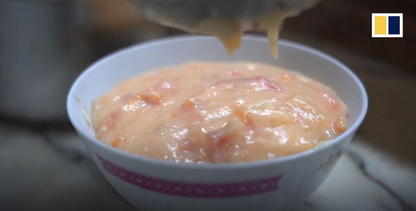 Mirip Muntahan, Mie Muntah Ini Jadi Makanan Favorit di Hong Kong
