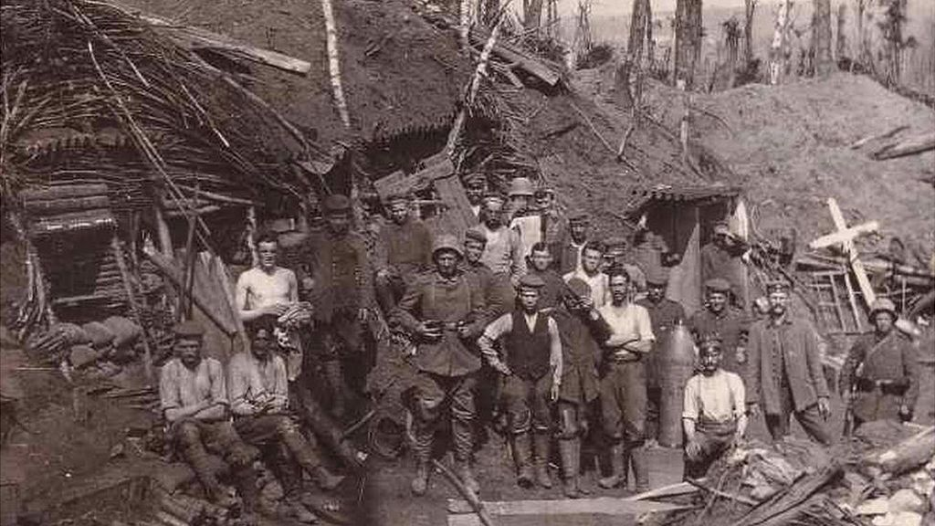 Akhirnya, Misteri Terowongan Kematian Perang Dunia I Terungkap