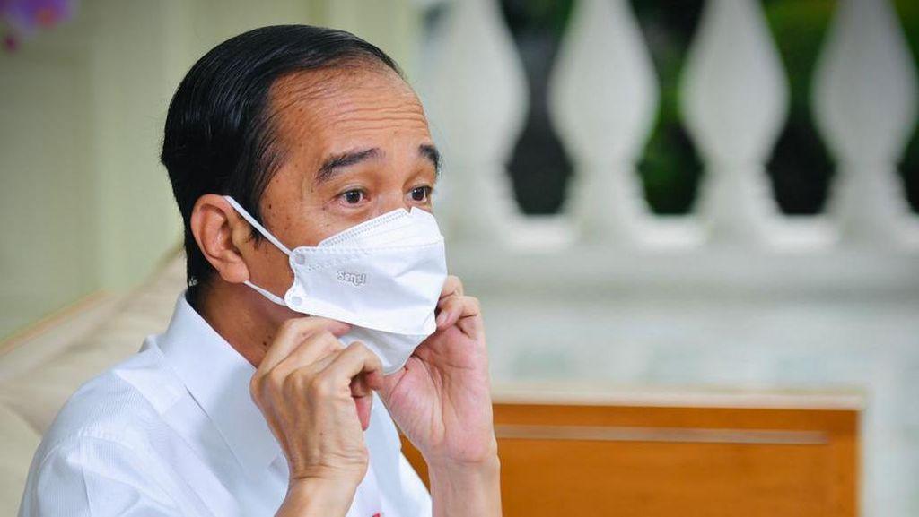Ubud-Sanur Zona Hijau, Jokowi: Nantinya Bisa Dibuka Penuh untuk Turis