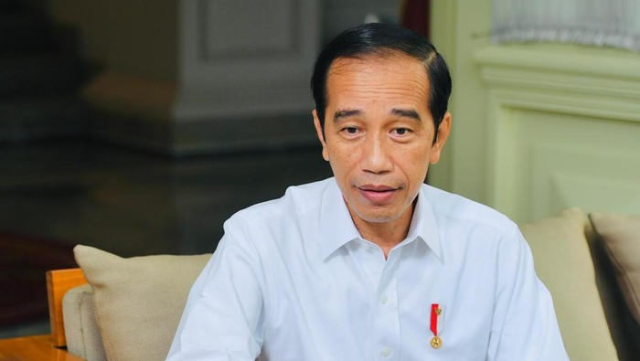 Presiden Joko Widodo (Jokowi) memastikan dia tidak berminat menjadi presiden untuk 3 periode