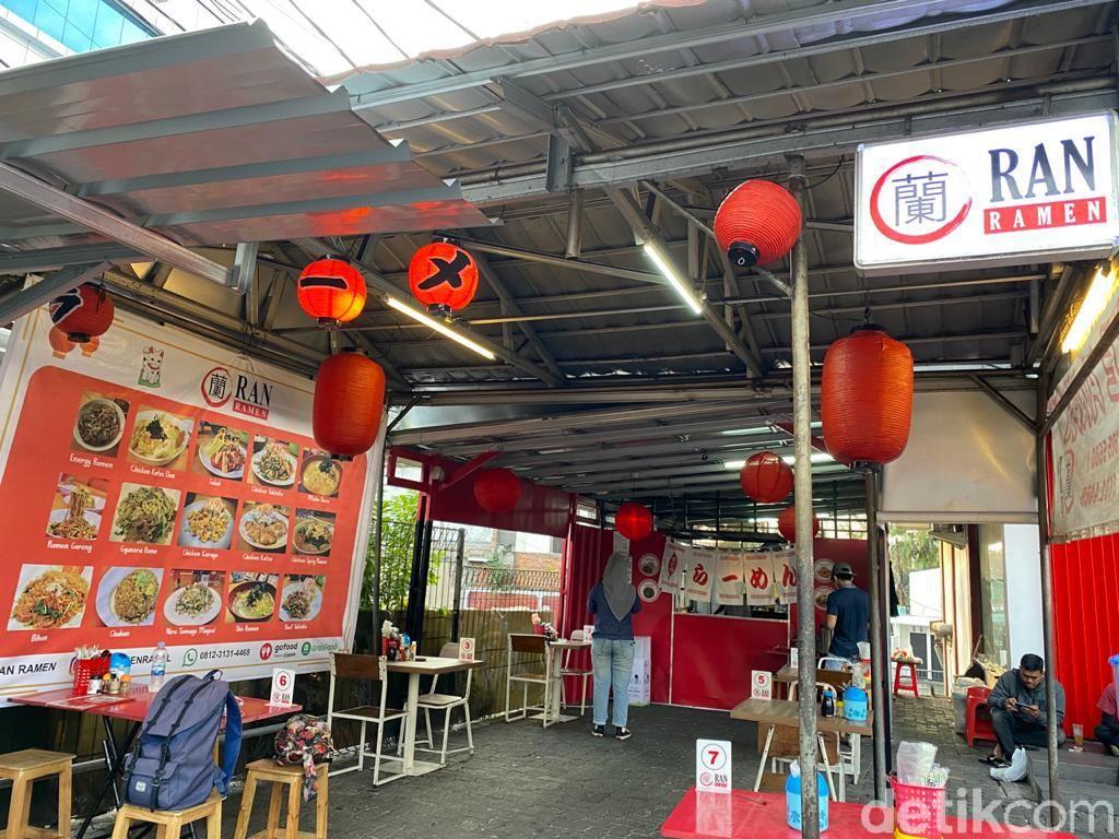 RAN Ramen: Oishii! Ramen Kaki Lima Buatan Mantan Chef Resto Jepang