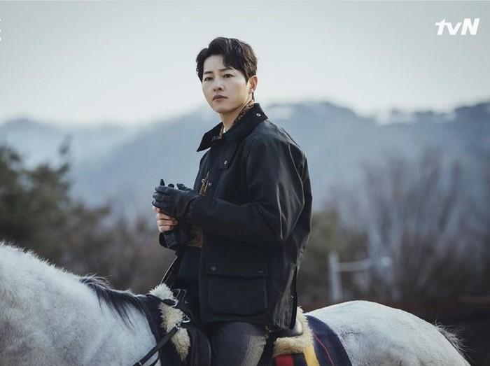 Vincenzo, drama Korea rating tertingi 2021. Foto: dok tvN