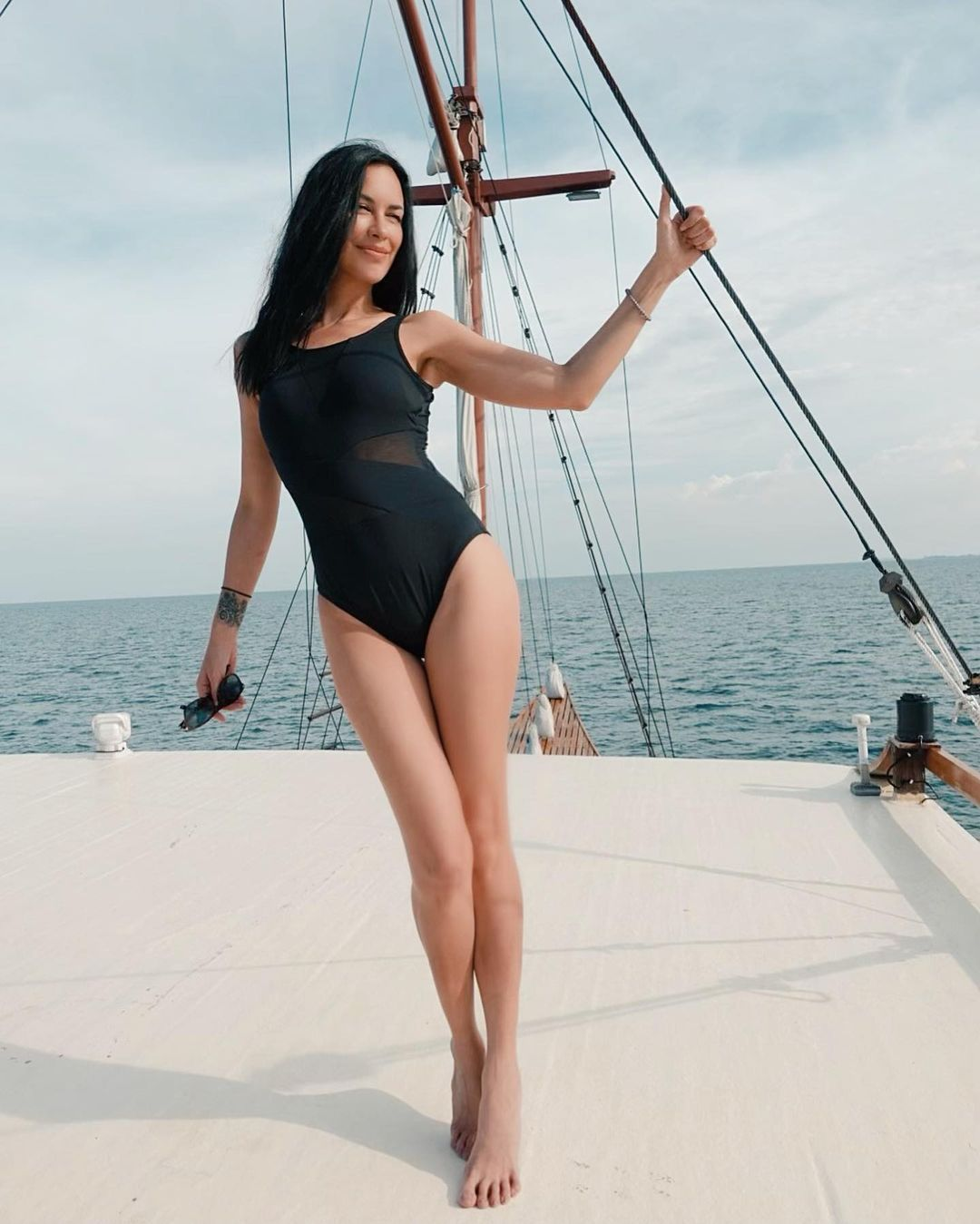 Sophia Latjuba Seksi di Usia 50, Intip Pola Makannya Yuk!