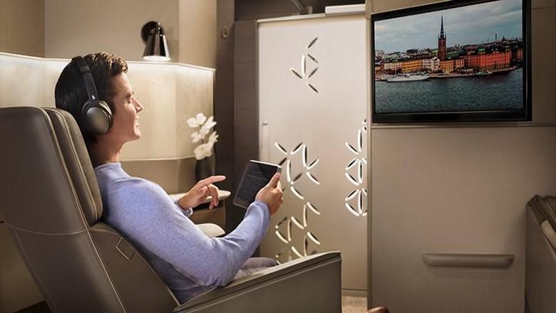 Suite di Singapore Airlines