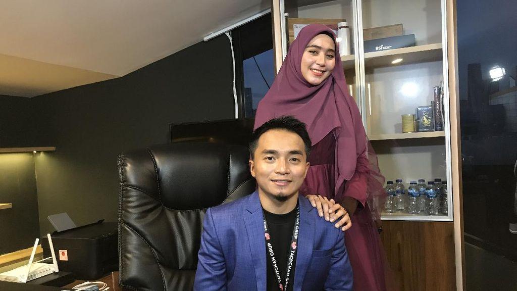 Sibuk Urus Bisnis, Taqy Malik dan Serell Nadirah Tunda Momongan