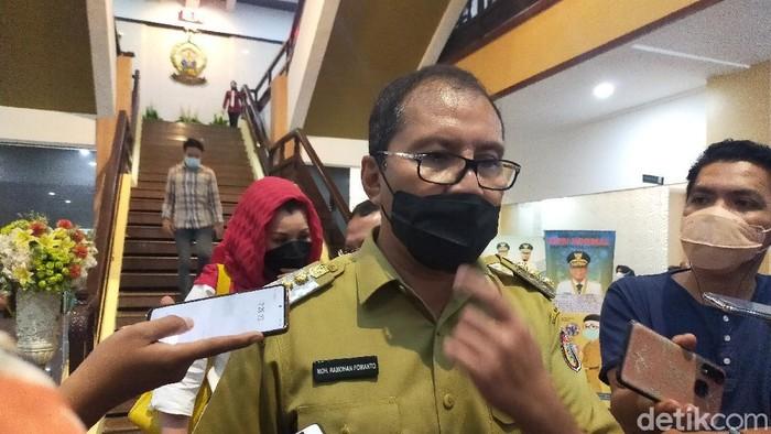 Wali Kota Makassar Danny Pomanto (Ibnu Munsir/detikcom).