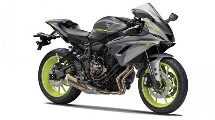 Yamaha mau bikin sportbike baru, YZF-R7