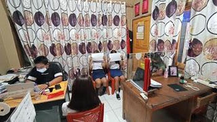 2 siswi SMP di Sulawesi Utara diperiksa polisi usai video penganiayaan viral (Dok Istimewa)