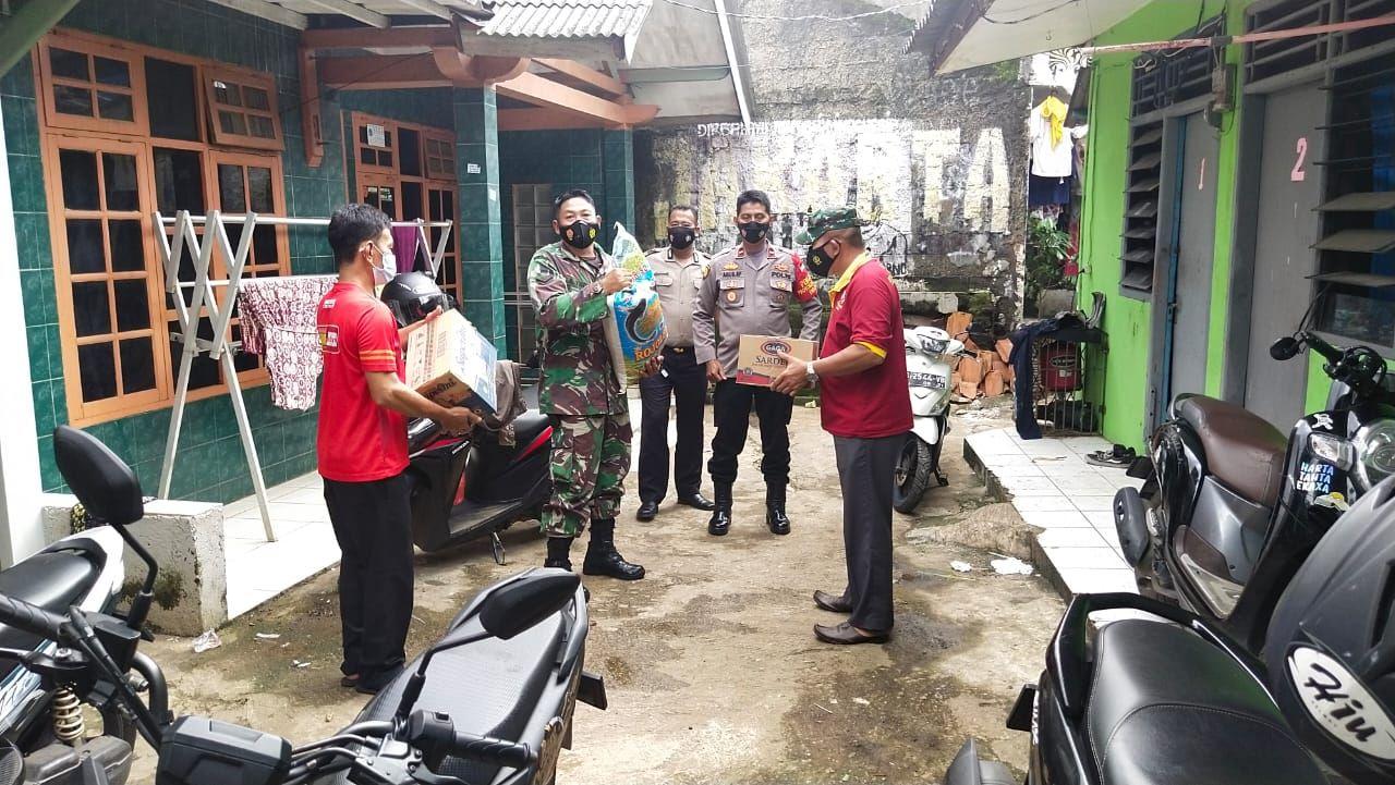 Aksi Kampung Tangguh Jaya di RW 2 Meruya Jakbar