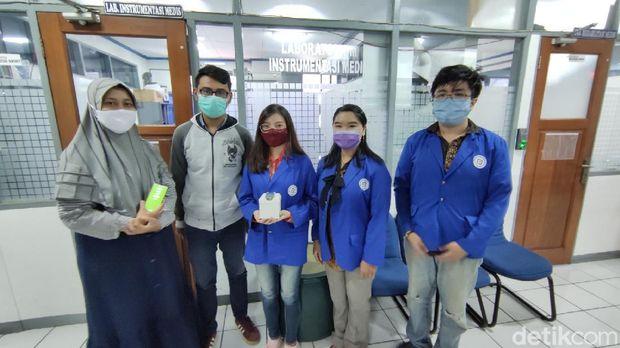 alat tes diabetes dari udinus semarang