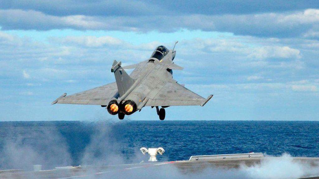 AS Eksportir Senjata Terbesar di Dunia, Timur Tengah Pembeli Paling Agresif
