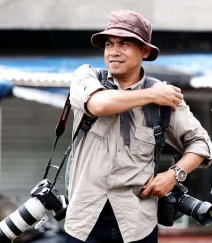 budi sugiharto, wartawan senior di surabaya tutup usia