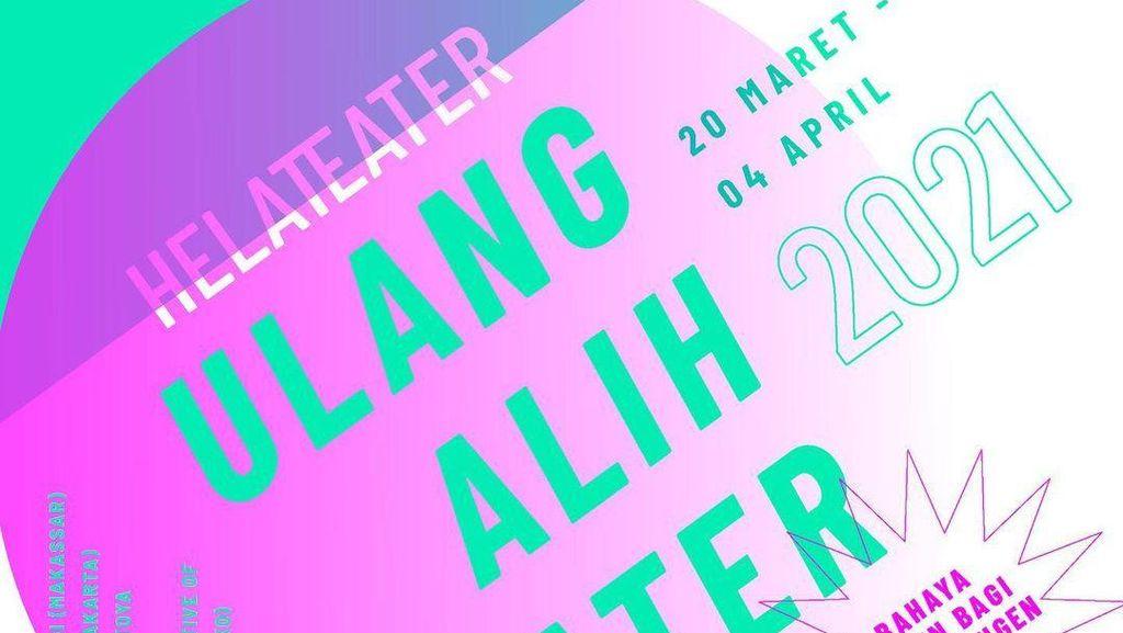 Helateater Salihara 2021 Kembali Hadir!