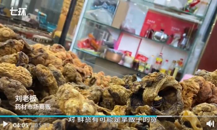 Hii.. Plasenta Manusia di China Dijual Seperti Ayam Goreng Krispi