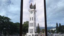 Jam Gadang, Hadiah dari Belanda yang Jadi Ikon Bukittinggi