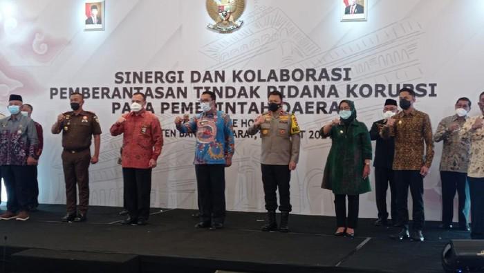 Ketua KPK Ajak Kepala Daerah di Jabar Sinergi Pemberantasan Korupsi (Foto: dok KPK)