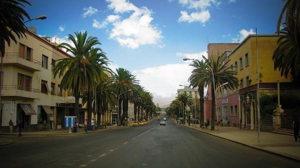 Banyak arsitek Eropa yang kabur ke sini karena ditolak di sana. Sehingga mereka mengembangkan ide kreatifnya di Asmara. (Getty Images/iStockphoto)