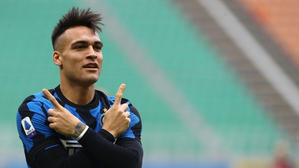 Soal Kontrak Baru, Lautaro Lihat-lihat Kondisi Inter Dulu