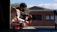 Sudah Dinyatakan Fit, Ini Persiapan Marc Marquez di MotoGP Portugal
