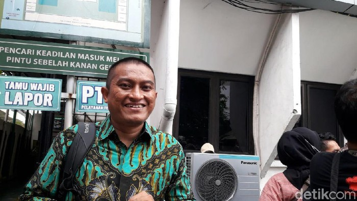 Pengacara Penyebar Video Syur Gisel, Roberto Sihotang,