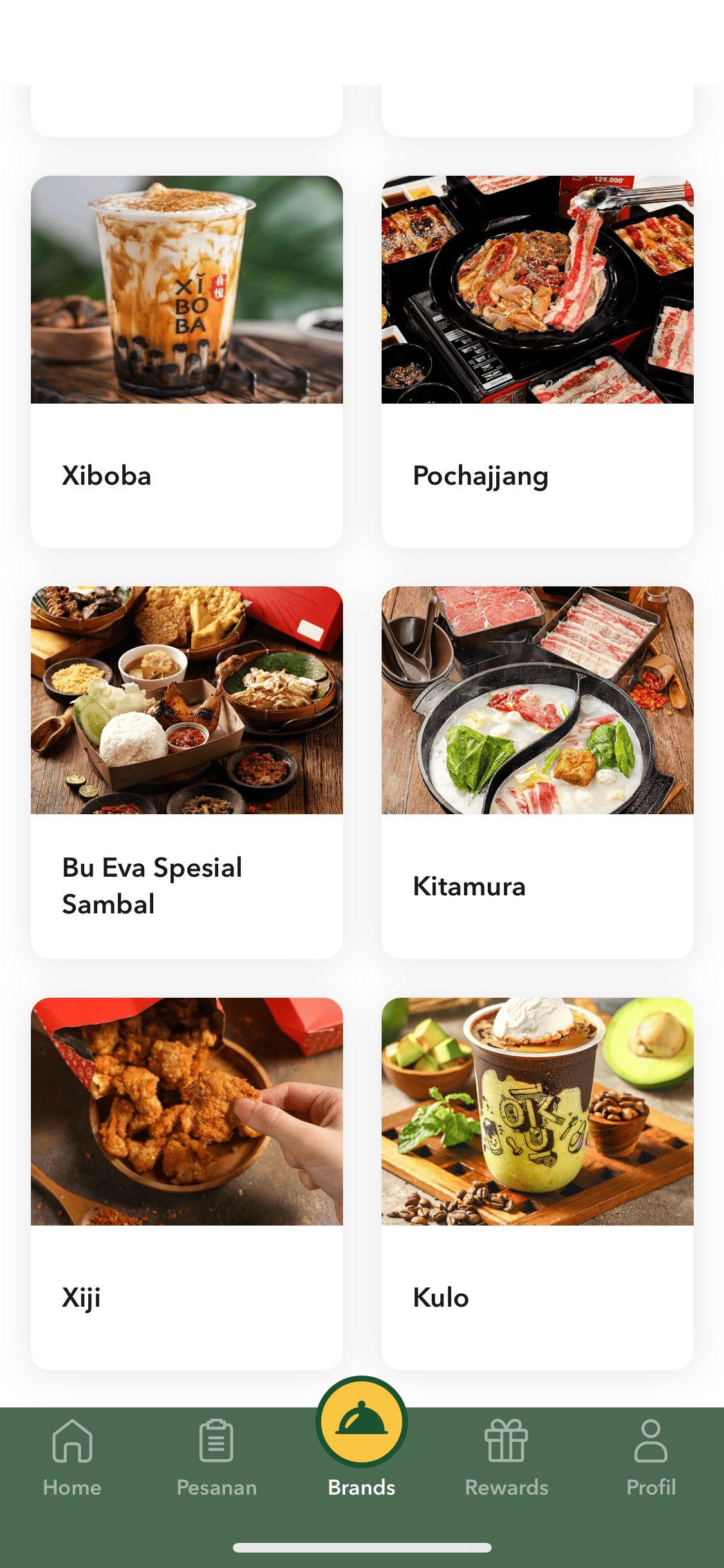 Kini Pesan Makanan Online Makin Gampang dan Lengkap