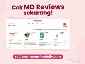 Cari Review Produk Ibu, Bayi, Anak dan Rumah Tangga? Baca di MD Review