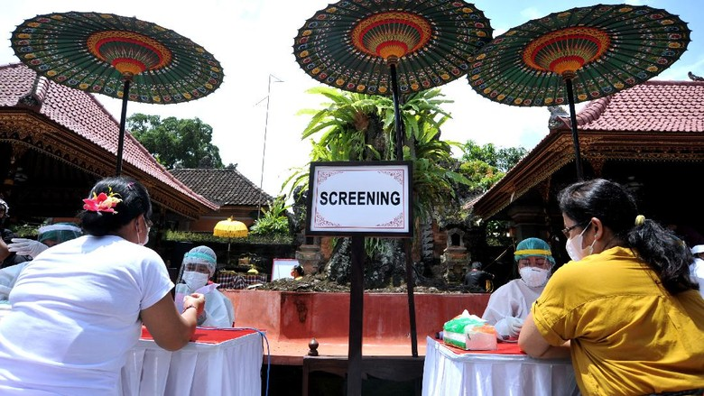 Wisata Vaksin di Bali