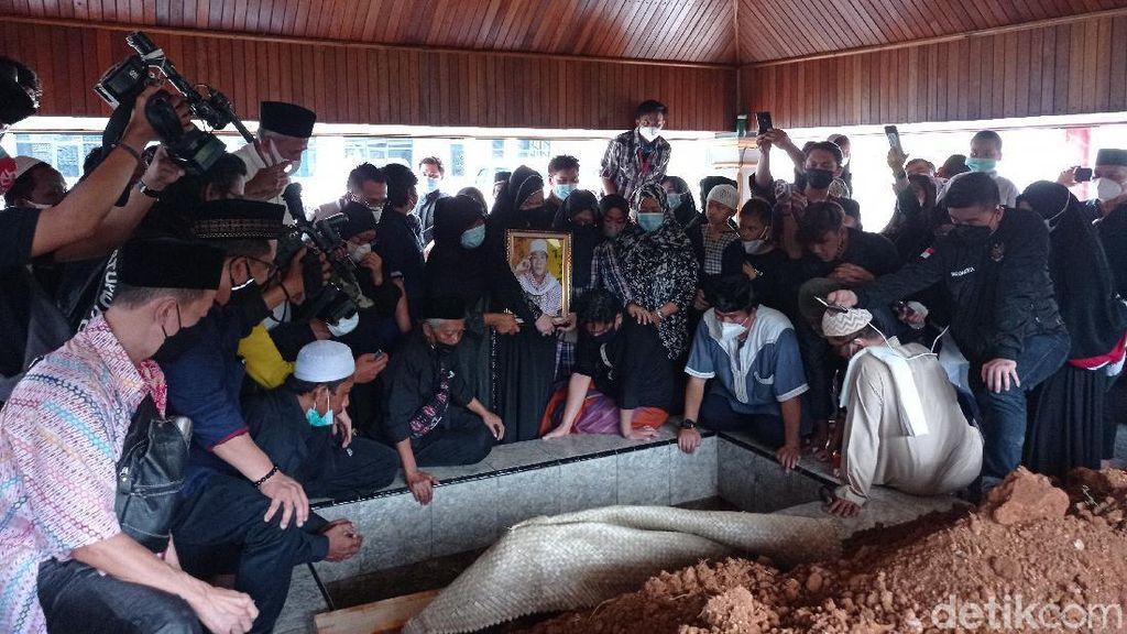 Wasiat Anton Medan ke Anak: Aktifkan Lagi Ponpes untuk Mantan Napi