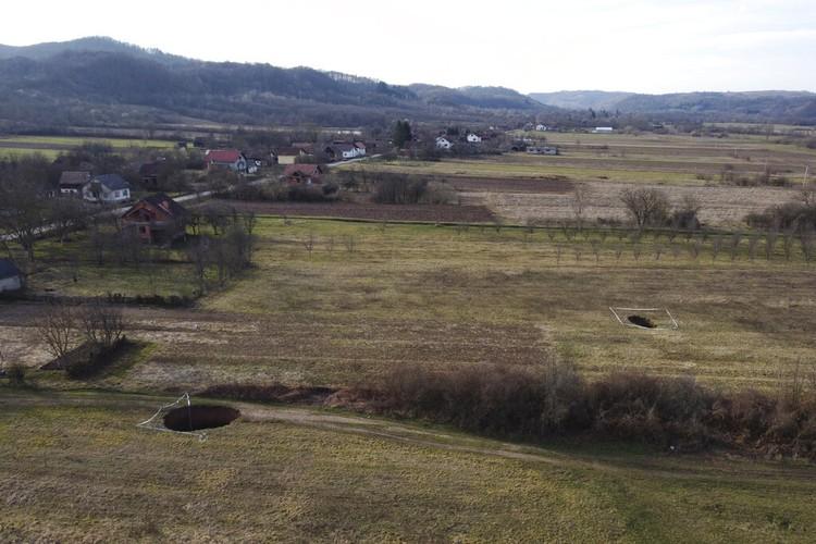 Sinkhole di Kroasia