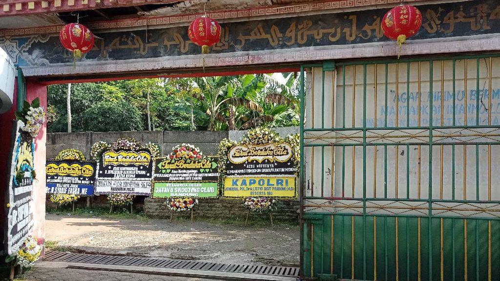 Anton Medan Meninggal, Kapolri hingga Ahok Kirim Karangan Bunga