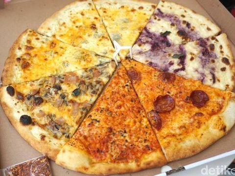 Sukses Diet Turun BB 28 Kg, Wanita Ini Masih Bisa Makan Pizza dan Burger