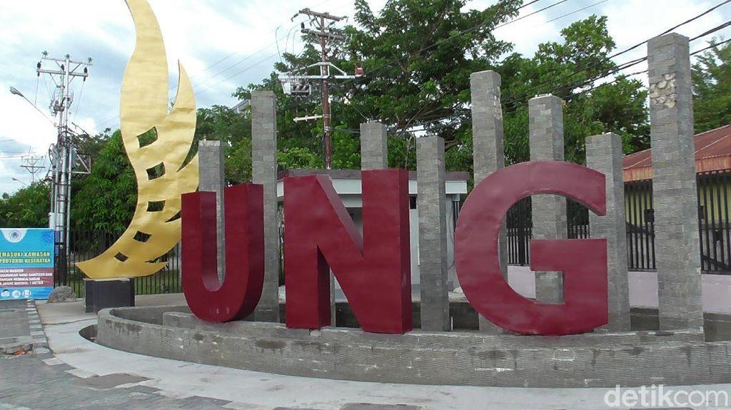 39 Dosen Universitas Negeri Gorontalo Positif COVID, Kampus Lockdown