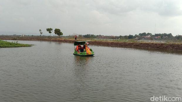 Wisata Mbalong Sangkal Putung yang berada di Desa Kesambi Kecamatan Mejobo, Kudus