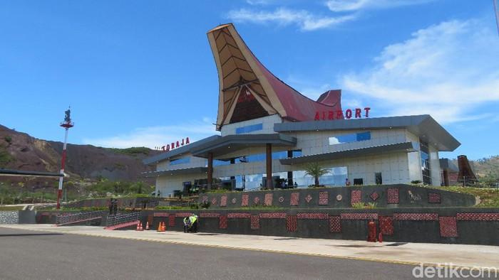 Bandara Tana Toraja, Sulsel (Noval/detikcom).