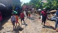 Banjir di Magetan Terjang Enam Desa Sisakan Lumpur Setebal 50 Cm