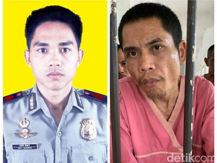 Beredar kabar seorang personel Brimob yang hilang saat tsunami pada tahun 2004 ditemukan di Rumah Sakit Jiwa (RSJ) Banda Aceh. (dok Istimewa)