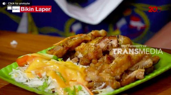 Bikin Laper! Enaknya Makanan Jepang Kaki Lima di 'Sopo Ngiro'